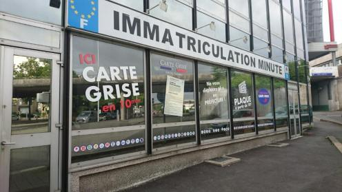 Agence carte grise et immatriculation Evry