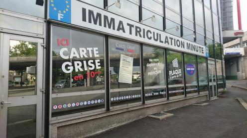 Agence carte grise et immatriculation Evry
