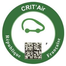 Vignette Crit'Air 0