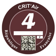 Vignette Crit'air 4